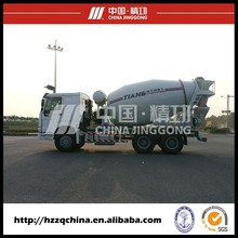 Best Selling Self Loading Concrete Mixing Truck