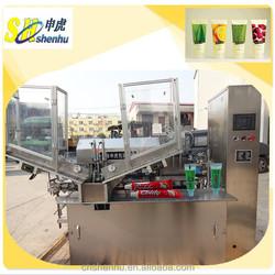 shanghai shenhu htgf-100 cosmetic tube packing machine