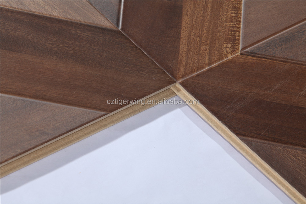 Wood parquet laminate flooring manufacturers china buy for Flooring manufacturers