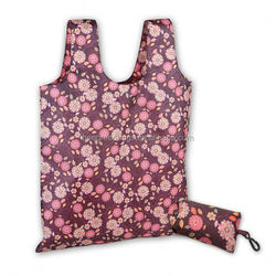Design cheap shopping bag foldable with full color gas sublimation printing VF20