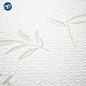 Personalizado de Fibra de Bambu de Malha de Tecido do Colchão do Jacquard