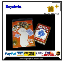 Royal Brand 100% All Plastic Playing Card