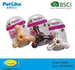 Nylon dog bone toy with high quality pet chew toy