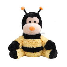 factory direct bee plush stuffed toys,custom plush toys