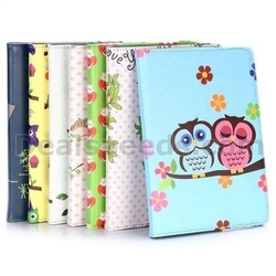 360 Rotating Elastic Belt Flip Stand PC+PU Leather Covers for iPad Air 2