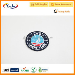 Guangzhou Best Selling Cheap Velcro Woven Sew On Patch