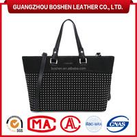 Wholesale Handbag China Genuine Leather Nail bag Handbag