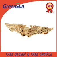 New model durable custom name badge pin