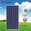 Easy to use a-grade cell 280w poly solar panel