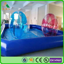 inflatable swimming pool/ large inflatable pool/ inflatable pool rental popular sale