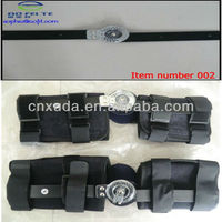 AFT-002-- fixed Post-op Pin Stop knee cast brace hinges