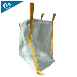 تنفس حقيبة بلاستيكية حاويات الحطب بيليه التعبئة