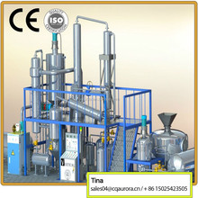 VTS-DP Waste Oil Black Oil Used Tyre Oil Recycling Equipment