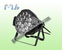 Led waterproof par light rgbw 18x10w 4in1 LED outdoor wall washer light