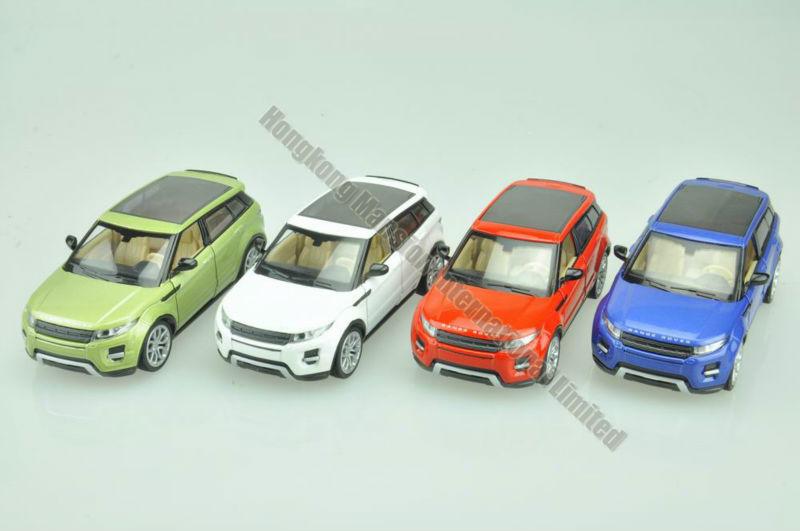 132 Alloy Car Model For Range Rover Evoque-20