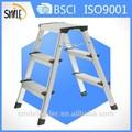 Ml-403b escalera de aluminio plegable/de aluminio plegable de piezas de la escalera