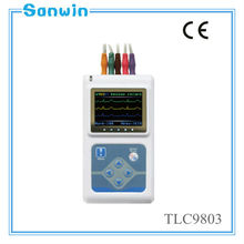 High Demand Product CE Marked 24 Hours Monitoring 3 Channels Holter ECG