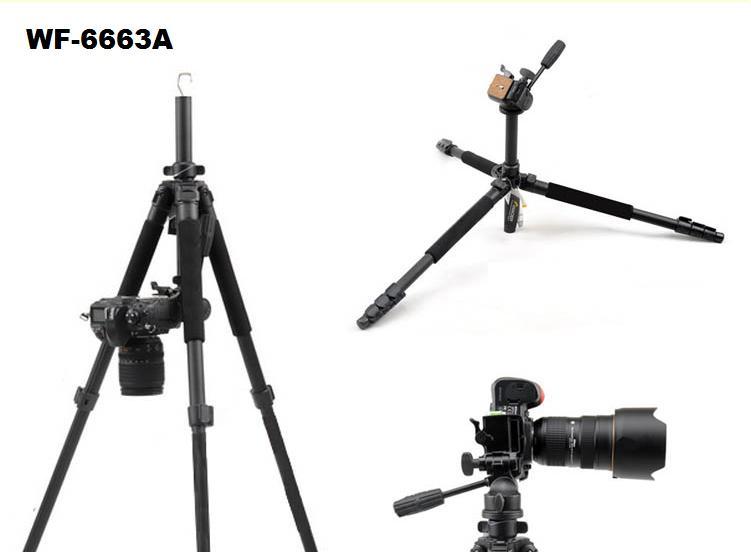 Weifeng WF-6663A Camera Tripod with 3-Way BallHead.jpg