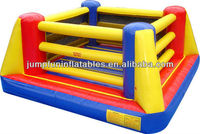 Boxing ring inflatable bouncer arena for rental