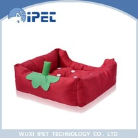 New style comfortable soft pet sleeping bed heated for small animals
