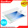 2015 New Coming !! 0.33mm 2.5D Curved edge 9H Premium Tempered glass screen protector for iPad mini 4