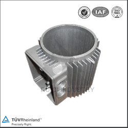 OEM Aluminum Extrusion Motor Shell