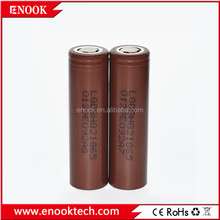 Hot Selling In The USA ,ENOOK 18650 lghg2 gery battery 3000mah 3.7V 20A battery with factory price
