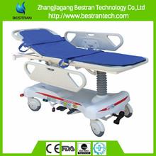 BT-TR008 two seperate pump hydraulic stretcher equipment ambulance
