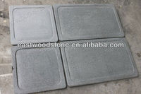 lava cooking stones/lava stone for cooking from China manufacturer