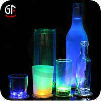 New party decorative product Ce,Rohs Approval Wine Bottle Sticker Light