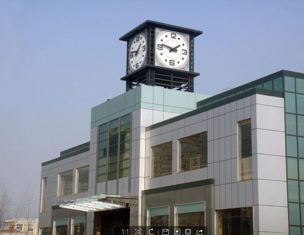 Big Outdoor Tower Clock Buy Building Tower Clock Street Clock Large Clock Product On