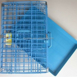 Folding Steel Iron Wire Pet Cage For Sale