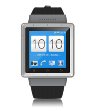 2015 Smart Watch for all android smart phone Android 4.0 MTK6577 supporting multi-languages Bluetooth Watch