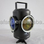 Evening Energy saving Railway signal lamp with changeable color