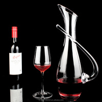 Table Glassware Complete Collection Wine glasses and Decanters