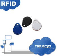 Disposable chrysler key fob replacement , rfid key tag/fob