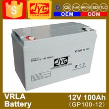 super long life best quality generator set batteries