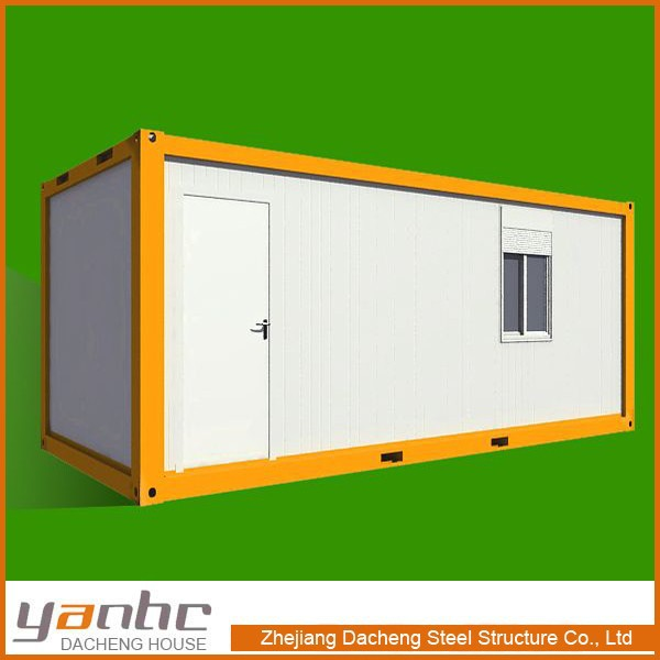 20ft flat pack container homes