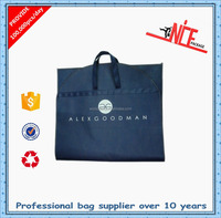 wholesale non woven dance bags with garment rack