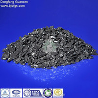 Wastewater Treatment Coconut Shell Activated Carbon Activated Carbon Filter Design