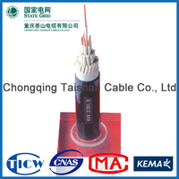 High quality mechanical automotive system control cable