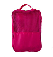 Kids' Dual Compartment Candy color carry foldable toiletry bag men