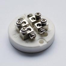 Ceramic terminal block N-4P-C