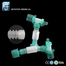 Disposable PVC Smoothbore Connection Tubing Catheter Mount