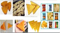 Automatic Doritos Tortilla Extruder Corn Chips Machine