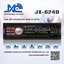High quality car radio with mp3 player