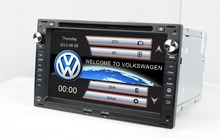 chinese 2 din car for volkswagen passat b5 car radio dvd system
