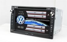 chinese 2 din car for volkswagen passat b5 car radio dvd system