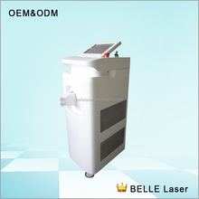 Painless feeling laser hair removal / 808nm diode laser hair removal with painless feeling
