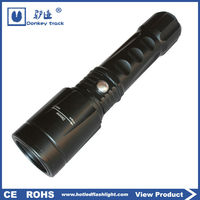 cree strong bright light torch waterproof pocket led flashlight torch high power light mini rechargeable led torch